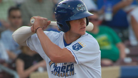 Wil Myers is hitting .417 with two homers in his first seven Triple-A games.